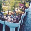 В Нью-Йорке открылся новый футуристический парк
