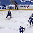 «Нью-Джерси» с Егором Шаранговичем в составе обыграл «Баффало» в матче НХЛ