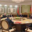 Александр Лукашенко встретился с руководителем Emaar Properties Мухаммедом Али Аль-Аббаром