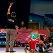Белорусы завоевали три медали на турнире по греко-римской борьбе памяти Олега Караваева