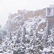 Снегопады и морозы обрушились на Грецию. Погибли 3 человека