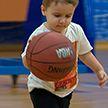 История мальчика из Минска, который занимается баскетболом с двух лет