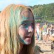 Ярко провели лето: фестиваль красок Холи устроили под Гродно