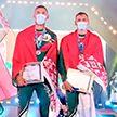 Белорусы выиграли золото и серебро на чемпионате мира по пожарно-спасательному спорту