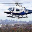 В США разбился полицейский вертолет. Погиб один человек
