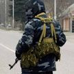 Мужчина с ножом и гранатой напал на блокпост полиции в Чечне