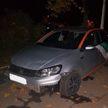 В  Гомеле водитель каршерингового авто сбил на тротуаре двух пешеходов