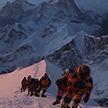 На Эвересте белорусский альпинист поднимет государственный флаг