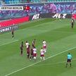 «Лейпциг» сыграл с «Гертой» в матче Бундеслиги