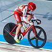 ЧЕ по велотреку: белоруска Инна Савенко завоевала серебро