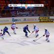 «Юность» пока лидирует в турнирной таблице чемпионата Беларуси по хоккею
