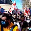 Оппозиция в Грузии объявила о начале бессрочного общенационального протеста