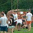 «SHIMKO собирает друзей»: фестиваль здоровья, культуры и семьи проходит на берегу Ислочи