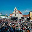 Фестиваль грузинской культуры «Тбилисоба» проходит сегодня в Верхнем городе