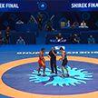 Белорус Николай Стадуб завоевал олимпийскую лицензию на чемпионате мира по борьбе