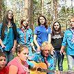 Международный слёт скаутов открывается в Беларуси