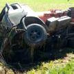 ДТП в Гродненском районе: водителя выбросило из кабины через лобовое стекло