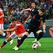ЧМ-2018: Россия в упорном матче в серии пенальти проиграла Хорватии