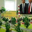 Началось строительство высокотехнологичного агропромышленного производства в Пуховичском районе