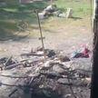 Неожиданно вспыхнули веранда и фронтон дома в Славгородском районе: внутри жилища были 8 человек