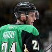 Белорусский хоккеист Алексей Протас получил приз WHL за джентльменское поведение
