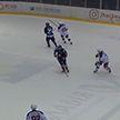 В чемпионате Беларуси по хоккею лидеры одержали очередные победы