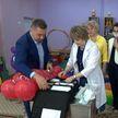 Благотворительная акция «Дай пять добру»: аппарат ИВЛ передан Дому ребенка в Минске