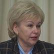Министр труда встретилась с многодетными матерями Смолевичского района