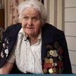 «Кто думал, что война долго будет?» 95-летняя женщина-ветеран Великой Отечественной поделилась воспоминаниями