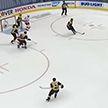 «Каролина» обыграла «Бостон» в матче плей-офф Национальной хоккейной лиги