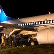 «Колеса в яме»: подробности ЧП с самолетом «Белавиа» рассказали в киевском аэропорту Жуляны