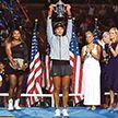 Наоми Осака выиграла Открытый чемпионат США по теннису