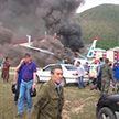 Пассажир снял на видео момент крушения Ан-24 в Бурятии