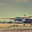 В России упал легкомоторный самолет, пилот погиб