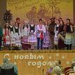 Ученики Острошицко-Городокской школы навестили жителей Минского дома-интерната для пенсионеров и инвалидов