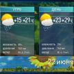 +34°С, дожди, грозы и град: прогноз погоды на выходные  22 и 23 июня