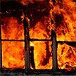 Нежилой дом сгорел в Щучинском районе