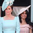 Названа причина жесткой ссоры Кейт Миддлтон и Меган Маркл, омрачившей королевскую свадьбу