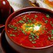 Борщ: как быстро приготовить и с чем вкусно есть