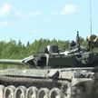 Сборная Беларуси готовится к «Танковому биатлону» Армейских международных игр