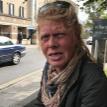 Огромное наследство превратило женщину в бездомную наркоманку