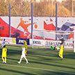 Сыграны первые полуфинальные матчи Кубка Беларуси по футболу