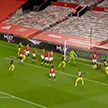 «Манчестер Юнайтед» проиграл «Саутгемптону» в матче 35-го тура чемпионата Англии по футболу