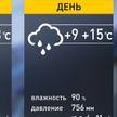 Будет теплее. Погода на 9 октября