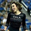 Необычное выступление американской гимнастки набрало миллионы просмотров (ВИДЕО)