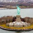 В США около статуи Свободы произошёл взрыв