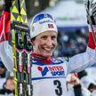 Норвежская лыжница Марит Бьорген возвращается в большой спорт