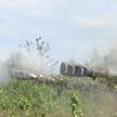 Командно-штабные учения Вооружённых Сил страны прошли на белорусских полигонах