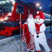 Праздничный состав из Петербурга в… Петербург запустят в новогоднюю ночь