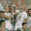 Сборная Алжира во второй раз выиграла Кубок Африки по футболу